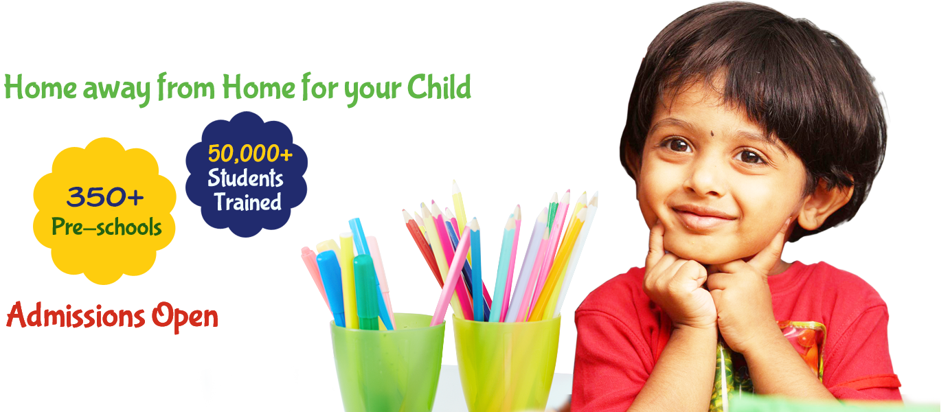 T I M E  Kids - Preschool Franchise in Ahmedabad, Bengaluru
